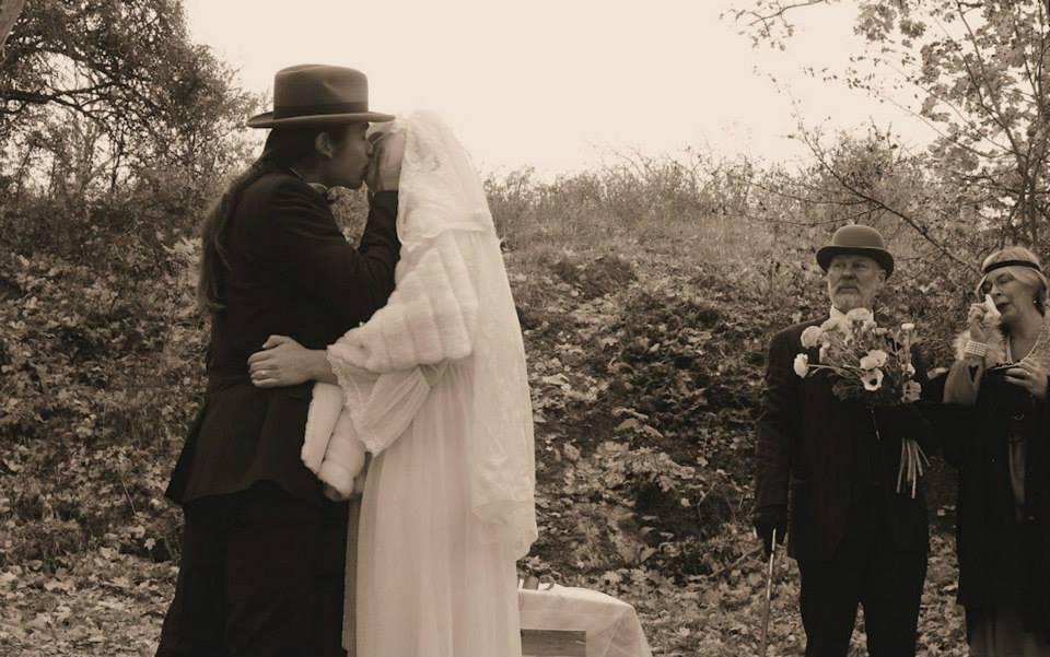 Bröllopskyss